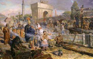 Первохристианская община в период духовного крушения Римской Империи