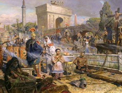 Первохристианская община в период духовного крушения Римской Империи: история, предпосылки, последствия.